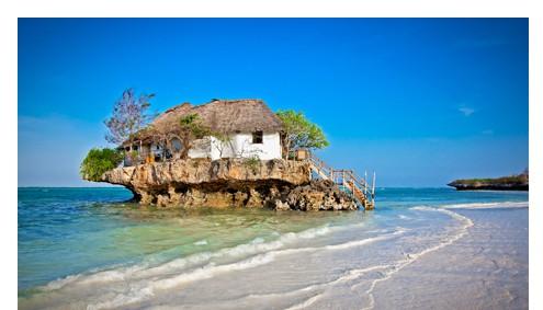 Die schönsten Sansibar Hotels direkt am Strand buchen