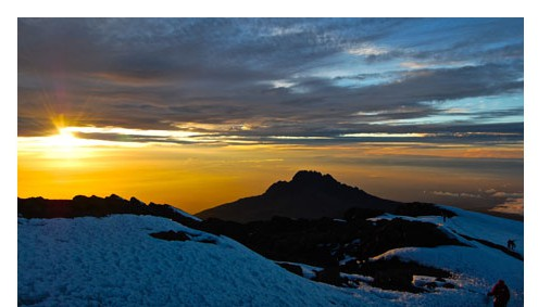Die Dauer der Machame Route am Kilimanjaro dauert 6 Tage