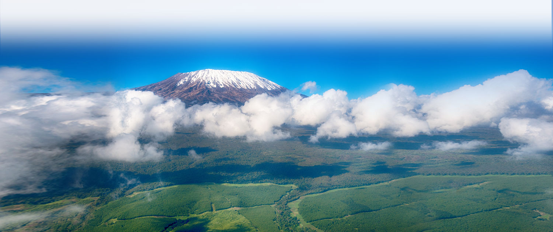 Besteigung Kilimandscharo