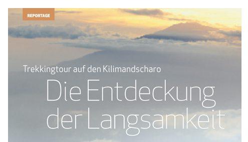 anbieter kilimanjaro tour