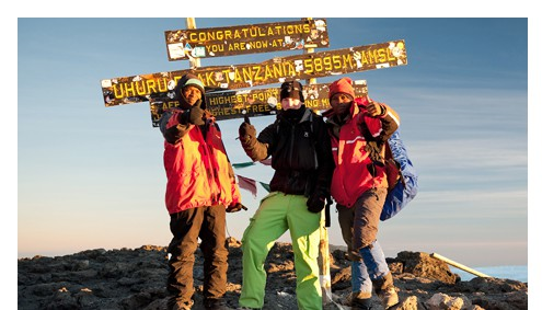 Kilimanjaro Lemosho Route Afromaxx