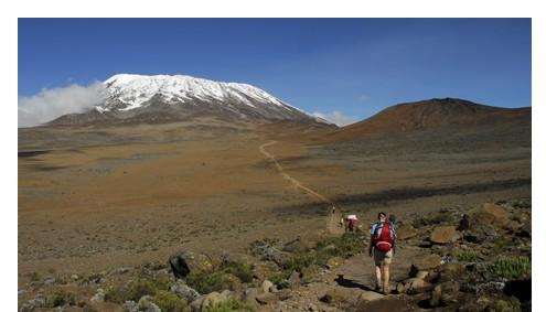 Die einzige Hüttenroute am Kilimanjaro ist die Marangu Route.