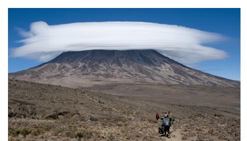 Das Mawenzi Turn Camp ist das schönste Camp am Kilimanjaro.