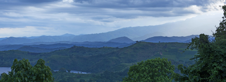 Besteigung Ruwenzori Berge