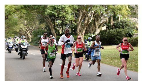 Kilimanjaro Marathon Afromaxx reisen