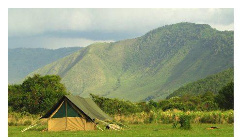 Tansania Serengeti Campingsafari