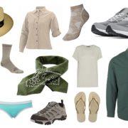 Kleidung Safari
