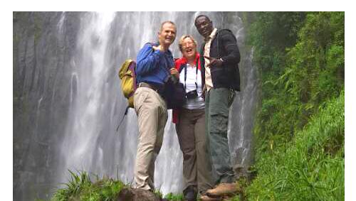 Materuni Falls