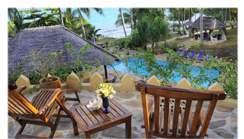 Mafia Island Kinasi Lodge Afromaxx
