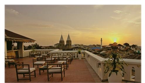 Sansibar Maru Maru Hotel Afromaxx