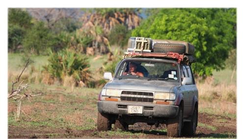 Afromaxx Selbstfahrerreisen