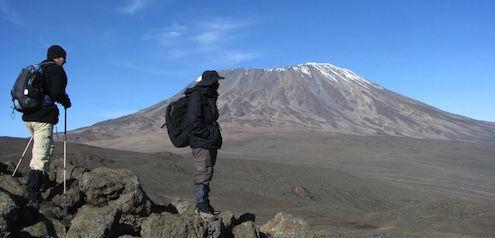 Kilimandscharo Ausrüstung