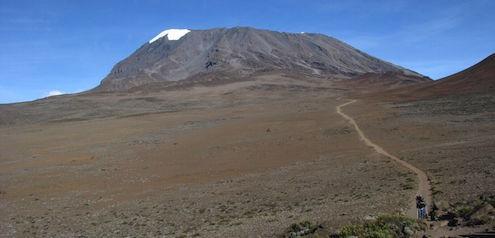 Kilimandscharo - Wie lange dauert der Aufstieg?
