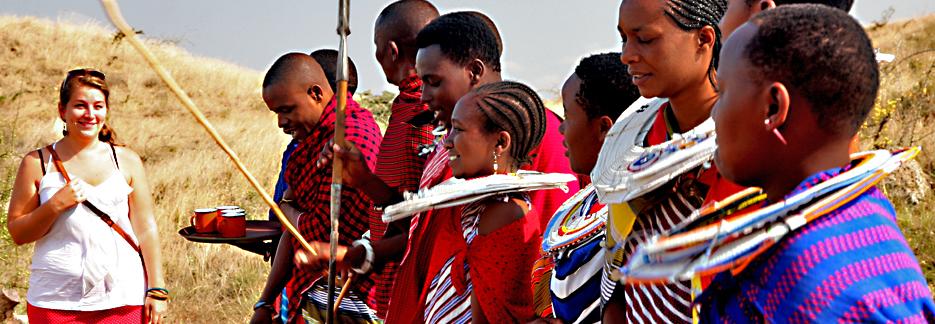 Afromaxx - Hochzeitsreise Safari Tansania