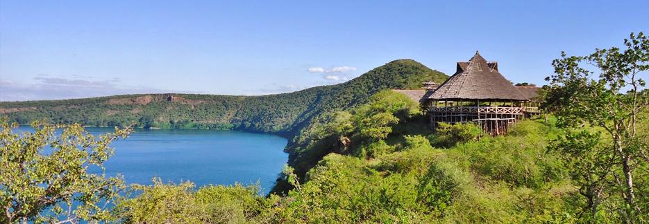 Afromaxx - Nord-Tansania-Reise Lake Chala