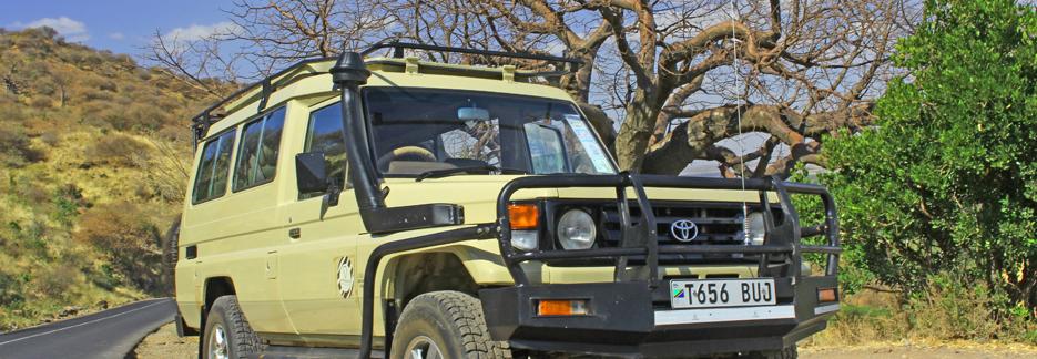 Afromaxx - Nord-Tansania-Reisen