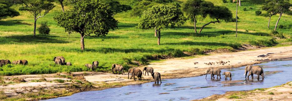 Tansania Rundreise buchen